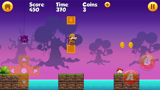 Leo's World - Super Jungle Adventure  screenshots 4
