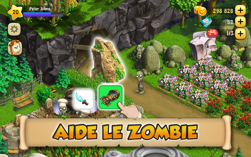 Télécharger Zombie Castaways mod apk screenshots 1