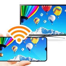 Screen Mirroring - Smart View & Wireless Display icon