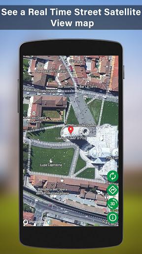 GPS Maps Navigation, Street View & Offline Map  screenshots 2