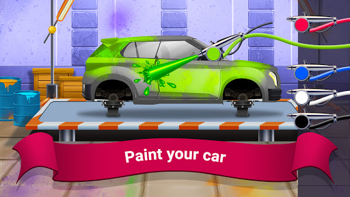 Kids Garage: Car Repair Games for Children 1.14 screenshots 5