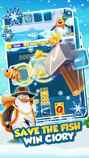 Télécharger Gratuit Penguin Solitaire apk mod screenshots 1