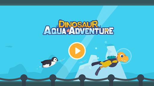 Dinosaur Aqua Adventure - Ocean Games for kids 1.0.3 screenshots 1