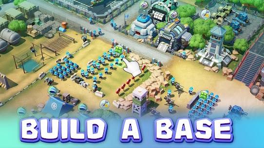 Top War: Battle Game APK MOD HACK (Diamantes Infinitos) 3