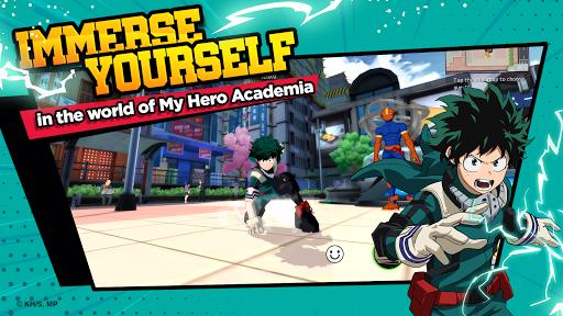 My Hero Academia: The Strongest Hero Anime RPG  screenshots 14