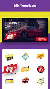 Banner Maker, Thumbnail Maker, Web Banner Ads (PRO) 22.0 Apk 3