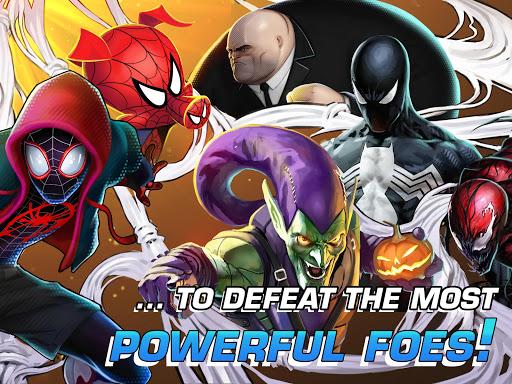 MARVEL Puzzle Quest: Join the Super Hero Battle! 219.556184 screenshots 9