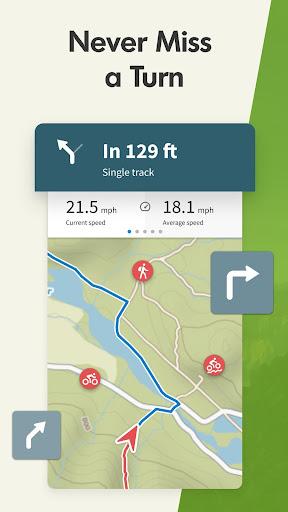 Komoot u2014 Cycling, Hiking & Mountain Biking Maps 10.21.15 Screenshots 5