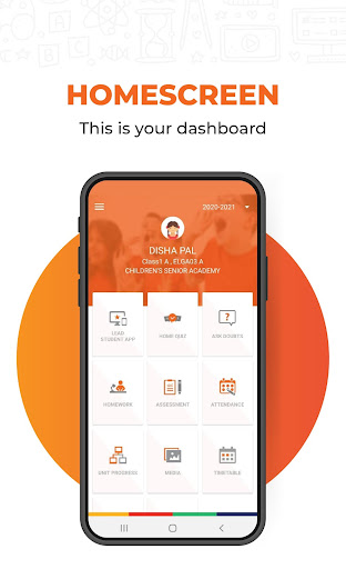 LEAD School Student & Parent App 1.3.82 for PC 1