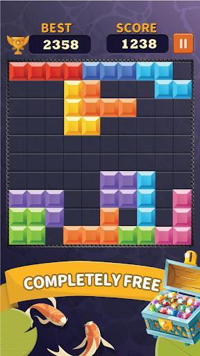 Block Puzzle Blossom 1010 - Classic Puzzle Game 1.5.2 screenshots 4