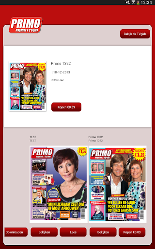 Primo Magazine en TV Gids For PC Windows (7, 8, 10, 10X) & Mac Computer Image Number- 5
