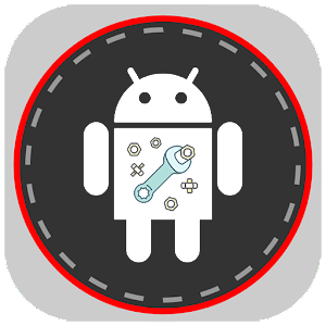 Repair Android System 2.3.4 by Droid4Dev logo