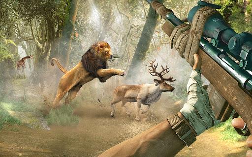 Wild Assassin Animal Hunter: Sniper Hunting Games  screenshots 16