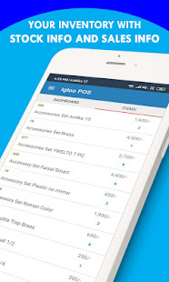Igloo POS - Point of Sale, Inventory and Invoices 1.11.8 screenshots 2