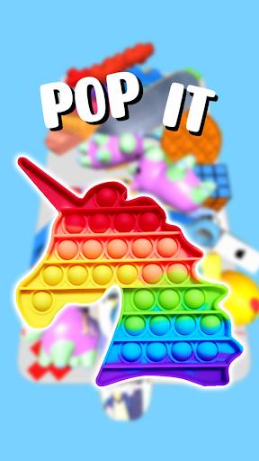 Fidget Trading Master toys & Pop it ASMR Games 3.2 screenshots 15