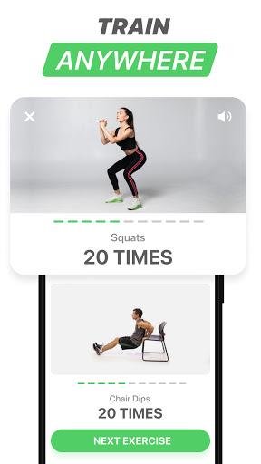 FitCoach: Personalized Fitness apktram screenshots 5