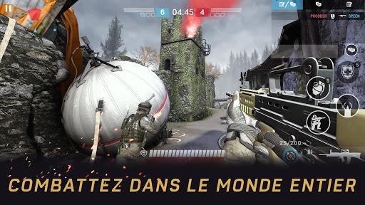 Code Triche Warface: Global Operations – FPS Jeu de guerre (Astuce) APK MOD screenshots 4