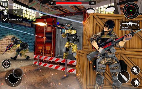 Counter Terrorist Gun Strike: Free Shooting Games 1.23 Screenshots 6