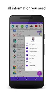 JINA: App Drawer, Sidebar & Folder Organizer 3.5.5ga1358.2108022317 Screenshots 7