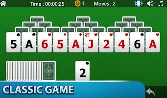 TriPeaks Solitaire With Daily Challenge