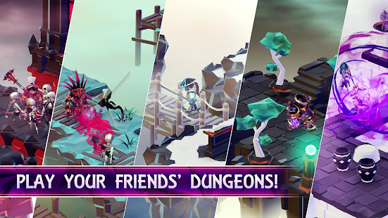Hack Game MONOLISK - RPG, CCG, Dungeon Maker apk free