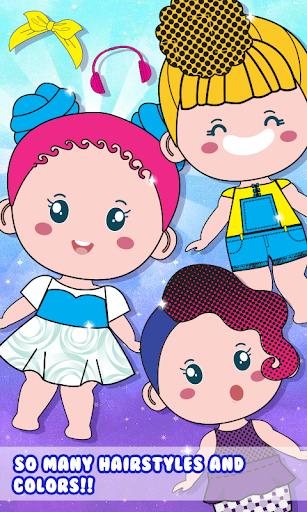 Chibbi dress up : Doll makeup games for girls 1.0.2 screenshots 10