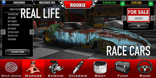 Door Slammers 2 Drag Racing screenshots 5