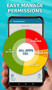 Revo App Permission Manager Premium v1.1.470 MOD APK 1