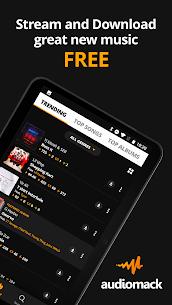 Audiomack Download New Music Offline v5.10.3 MOD APK 6