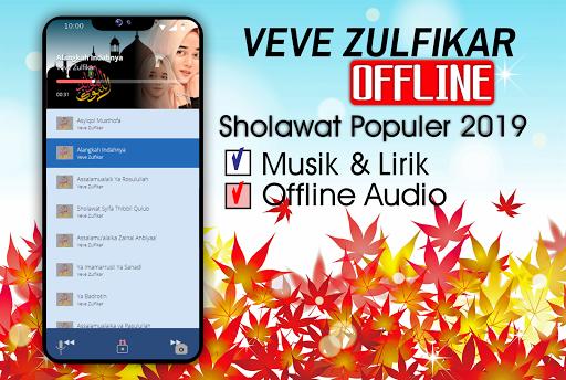 sholawat veve zulfikar offline screenshot 1