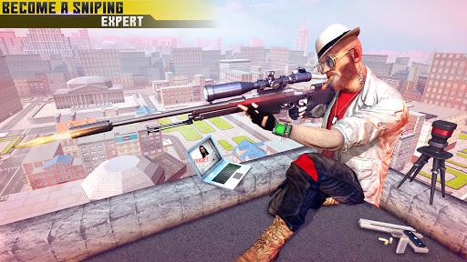 New Sniper Shooter: Free offline 3D shooting games screenshots 5