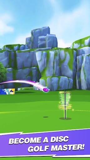 Disc Golf Rival Apkfinish screenshots 4
