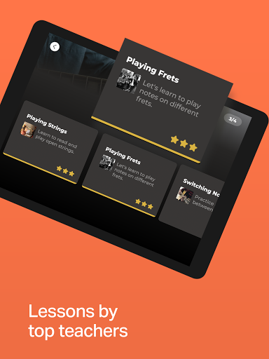 Yousician - An Award Winning Music Education App  Screenshots 16