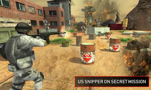 Army Mission Games: Offline Commando Game apkdebit screenshots 2