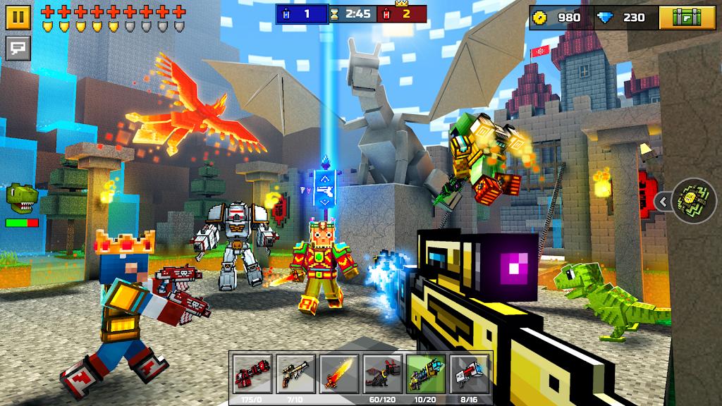 Pixel Gun 3D: FPS Shooter & Battle Royale  poster 2