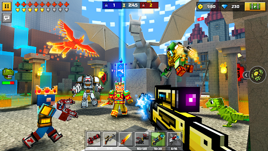 Pixel Gun 3D: FPS Shooter & Battle Royale mod apk