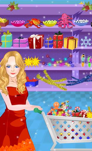 Princess Christmas Shopping screenshots 1