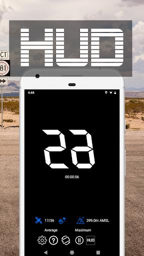 GPS Speedometer : Odometer: Trip meter + GPS speed 1.1.7 APK screenshots 4