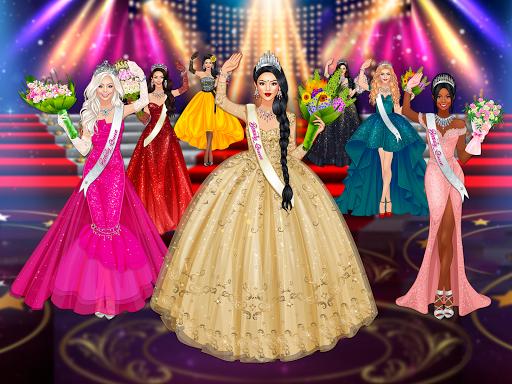 Beauty Queen Dress Up - Star Girl Fashion 1.2 Screenshots 9