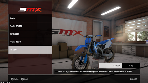 SMX: Supermoto Vs. Motocross modiapk screenshots 1