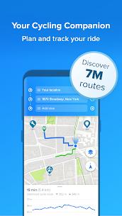 Bikemap Mod Apk- Your Cycling Map & GPS Navigation (Premium) 1