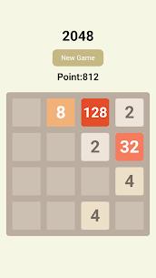 Game Puzzle 2048 4