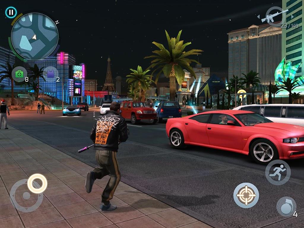 Gangstar Vegas: World of Crime  poster 8