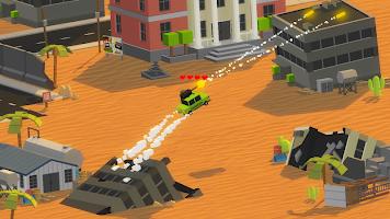 Tanks VS Cars Battle