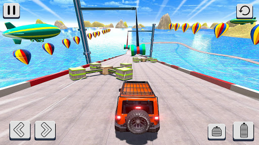 Mega Ramp Car Racing Stunts 3D - Impossible Tracks 1.2.9 Screenshots 23