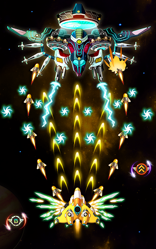 Space Hunter: The Revenge of Aliens on the Galaxy APK MOD – Monnaie Illimitées (Astuce) screenshots hack proof 2