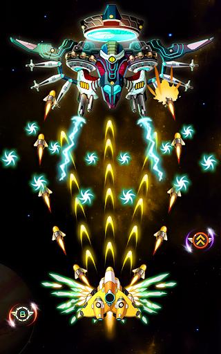 Space Hunter: Galaxy Attack Arcade Shooting Game 1.9.9 screenshots 2