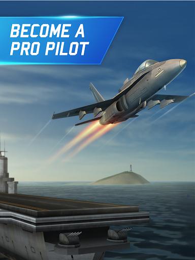 Flight Pilot Simulator 3D Free Apkfinish screenshots 9