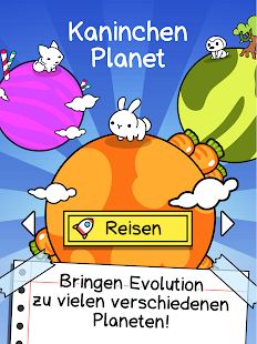 Evolution Galaxy - Mutant Kreatur Planeten Spiel Screenshot