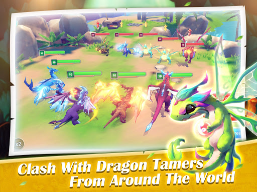 Dragon Tamer  screenshots 11
